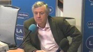 """Michel Claise: """"On tente de détruire le pouvoir judiciaire"""""""