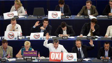 Les eurodéputés ont adopté la résolution rédigée par Bern Lange