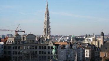 La croissance démographique a marqué provisoirement le pas à Bruxelles en 2013