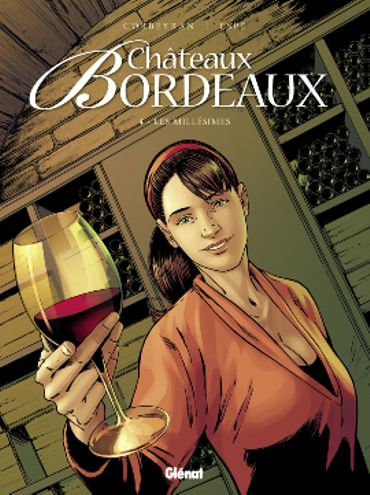 Corbeyran, le vin et la bd : une rencontre passionnante !