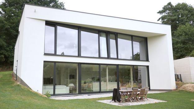 Nouvelle Maison Contemporaine En Brabant Wallon Rtbf Une