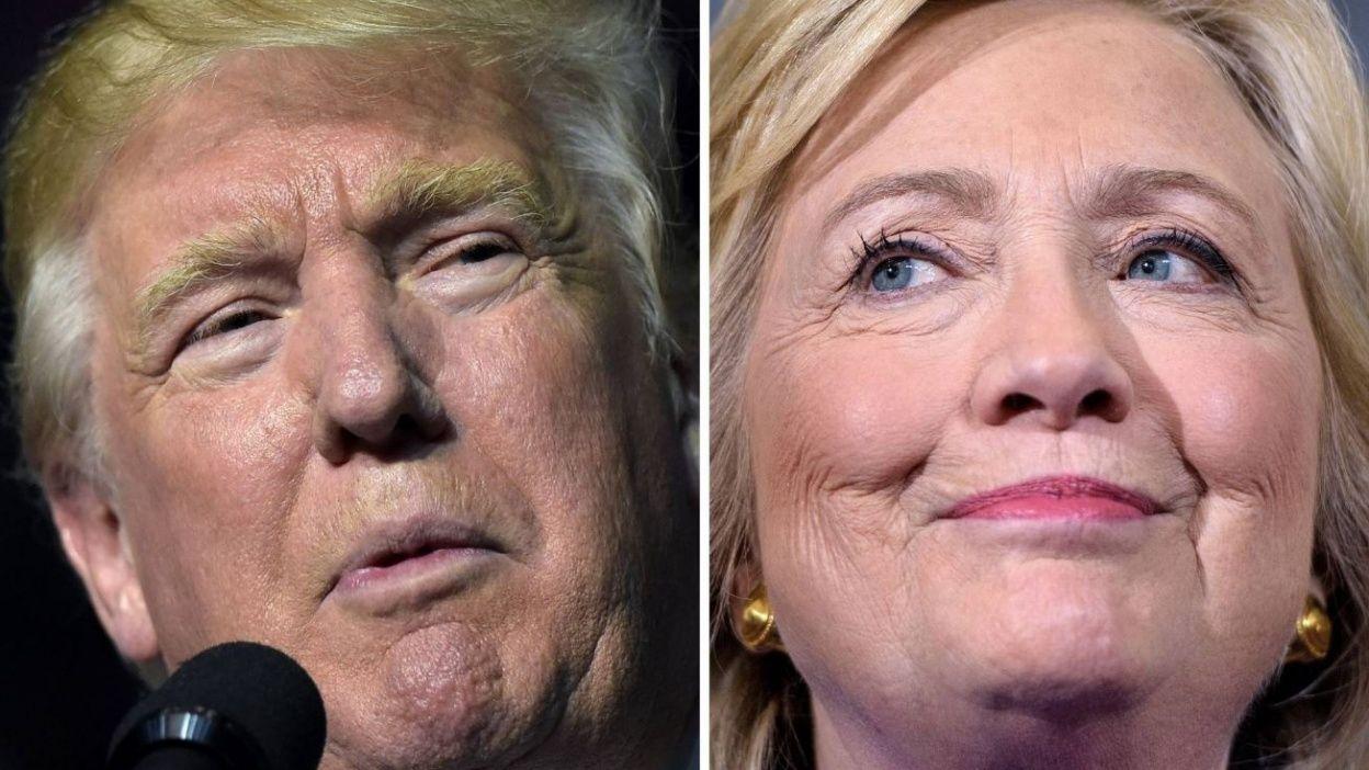 Clinton/Trump: suivez le face à face en direct