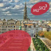 Bruxelles ma belle La Basilique de Koekelberg avec Cindy Castillo, organiste