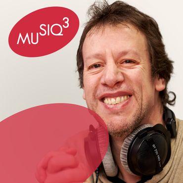 """Puisque vous avez du talent (di) Julien Beurms, pianiste et Directeur artistique du """"Brussels chamber music festival"""""""