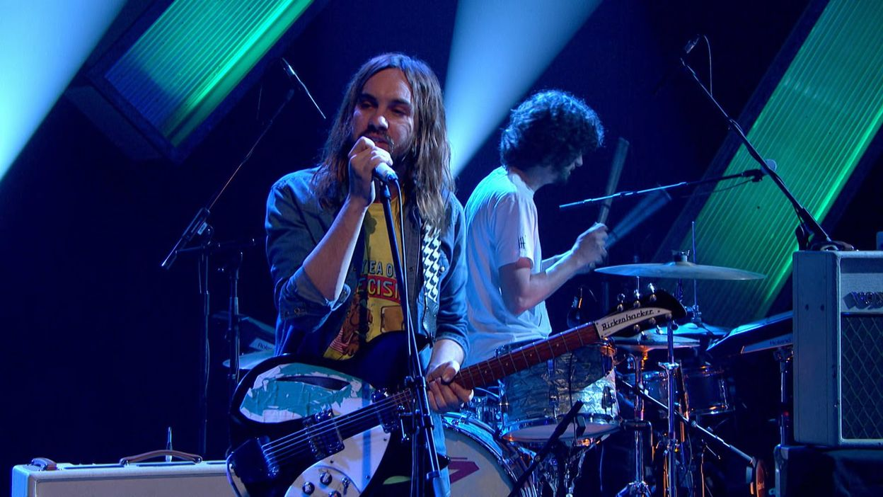 Tame Impala The Less I Know The Better Later With