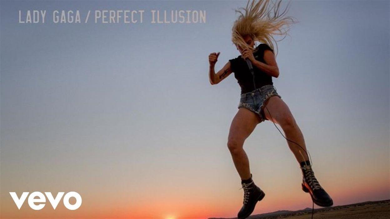 Lady Gaga - Perfect Illusion (Audio) Lady Gaga