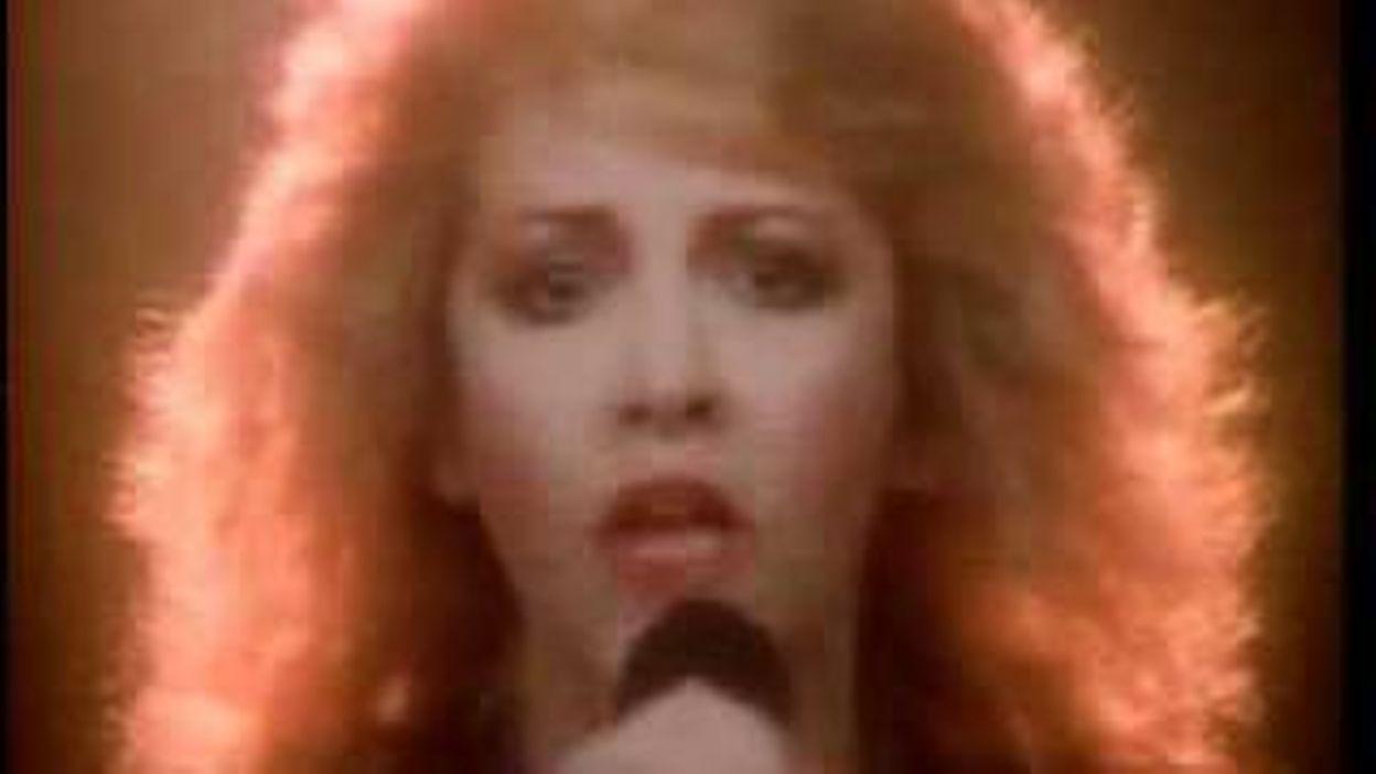 Stevie Nicks - Stand Back (Music Video)