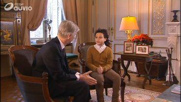 Le Roi Philippe accorde une interview exclusive aux Niouzz