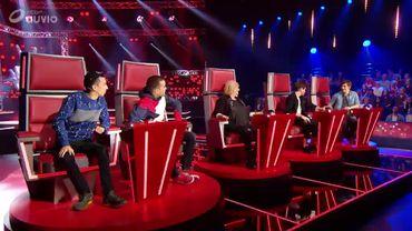 Revoir The voice belgique blind 6 du 14 Février