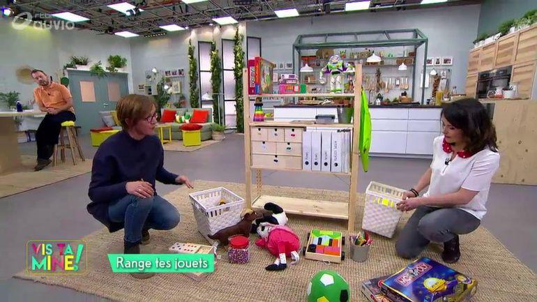 Comment bien ranger les jouets la maison 19 80 10 02 2017 - Comment ranger les jouets ...