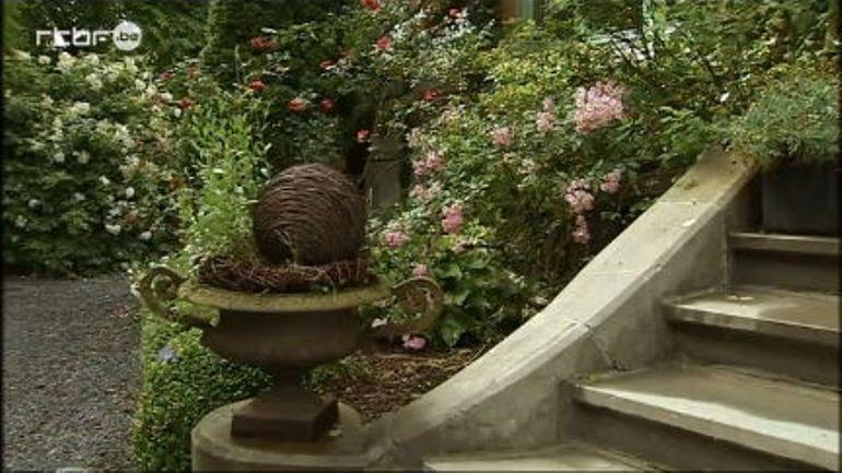 La roseraie le jardin de carine et marc extrait de l for Jardin et loisir