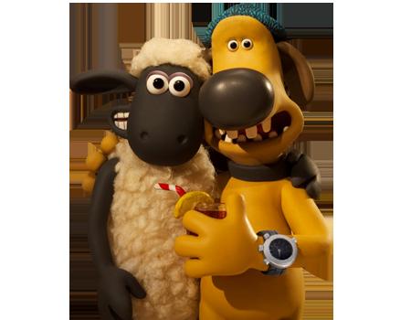 Shaun Le Mouton Ouftivi