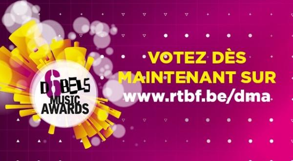 Votez pour les D6bels Music Awards !