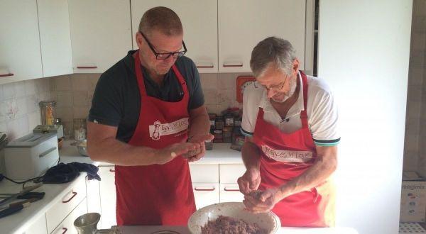 Gerald cuisine chez vous : 3. René