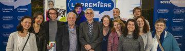 Le Prix Prem1ère en radio et télévision