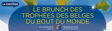 Le Brunch des 'Belges du bout du Monde'