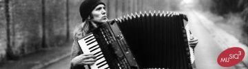 L'accordéoniste Tuur Florizone