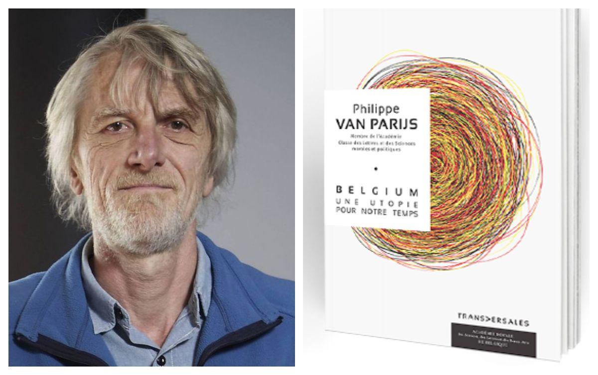 Philippe Van Parijs publie 'Belgium. Une utopie pour notre temps' chez Académie Editions