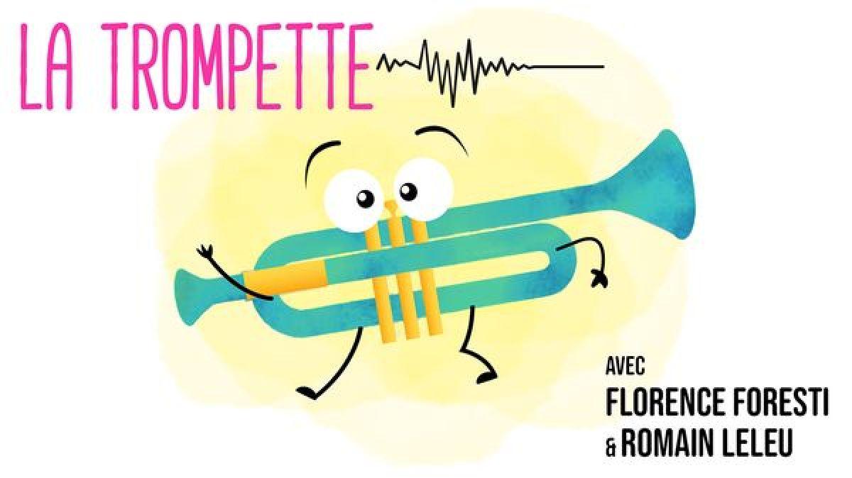 Tara la trompette, avec Florence Foresti