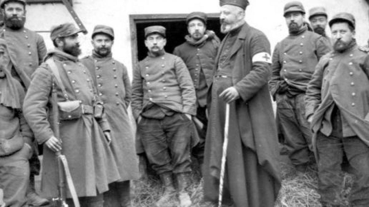 Les religions se sont largement impliquées dans la Grande Guerre.