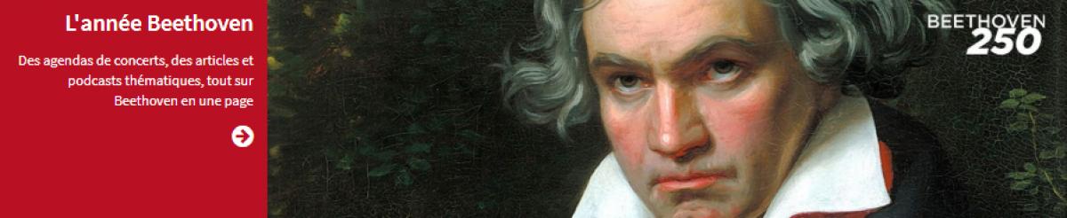 Tout savoir sur l'année Beethoven (Musiq3)