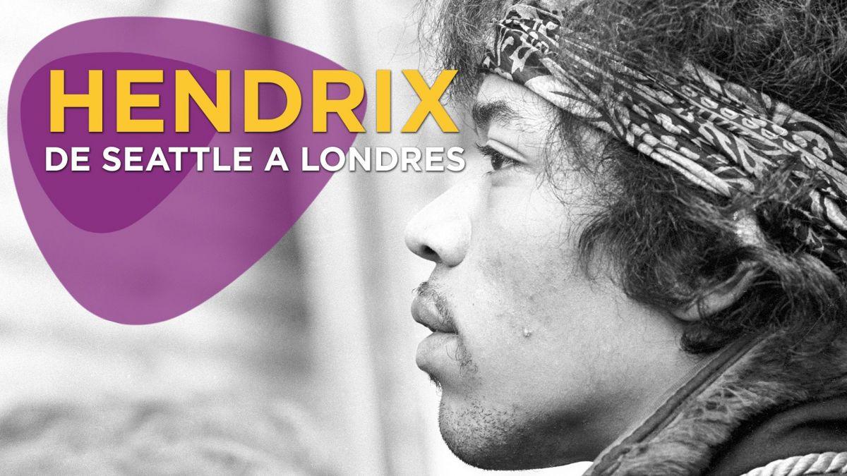 Jimi Hendrix : 50 ans déjà