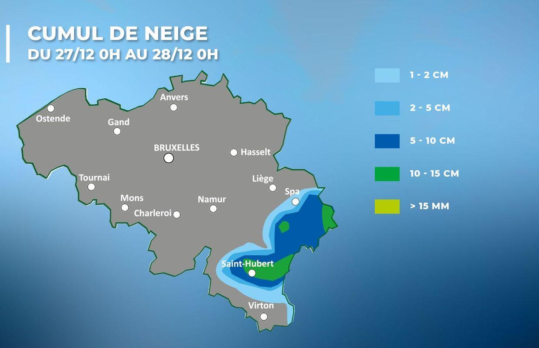 Meteo Du Week End Du Calme A La Tempete Et 15 A 20 Cm De Neige