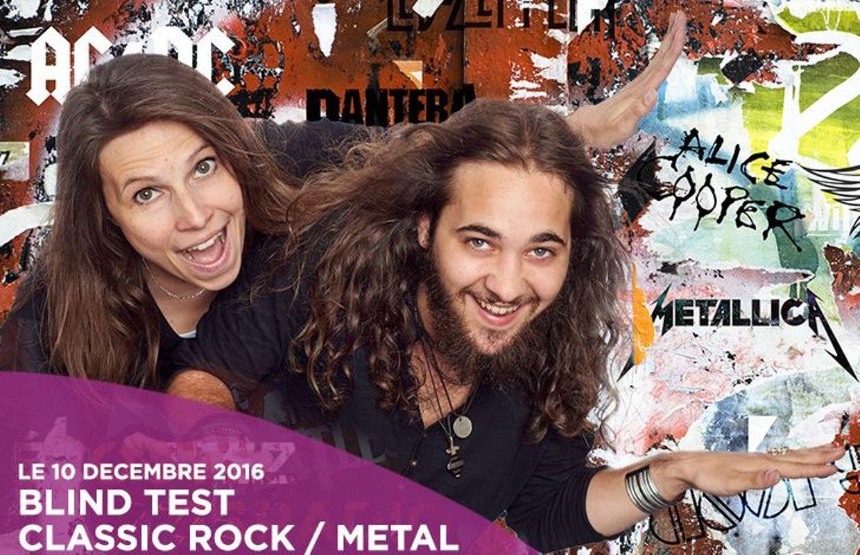 Rencontres rock metal