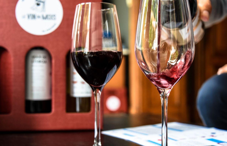 Id e cadeau de derni re minute le vin du mois rencontre - Idee cadeau autour du vin ...