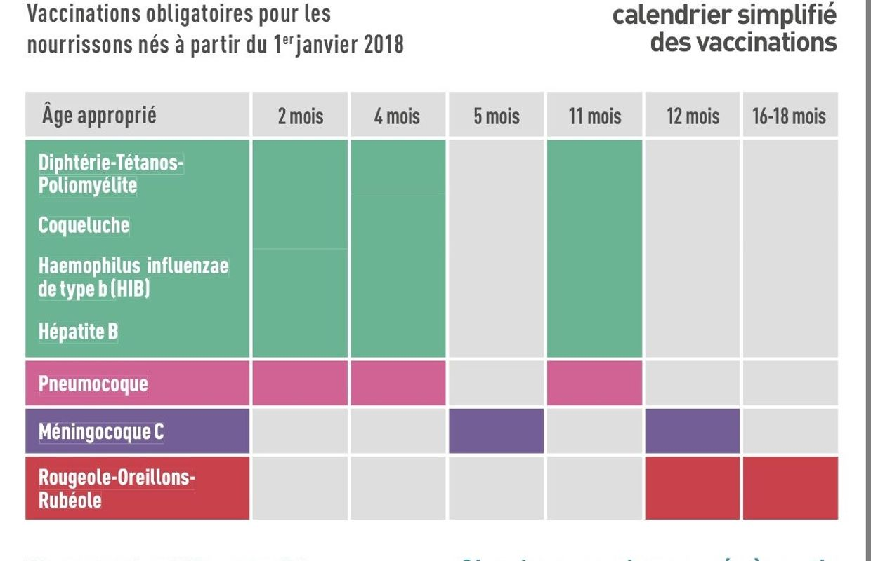 Calendrier Des Vaccinations Et Recommandations Vaccinales 2019.Vaccins Le Programme De Vaccination Belge Des Bebes