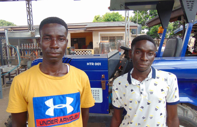 brancher au Ghana laboratoires de datation