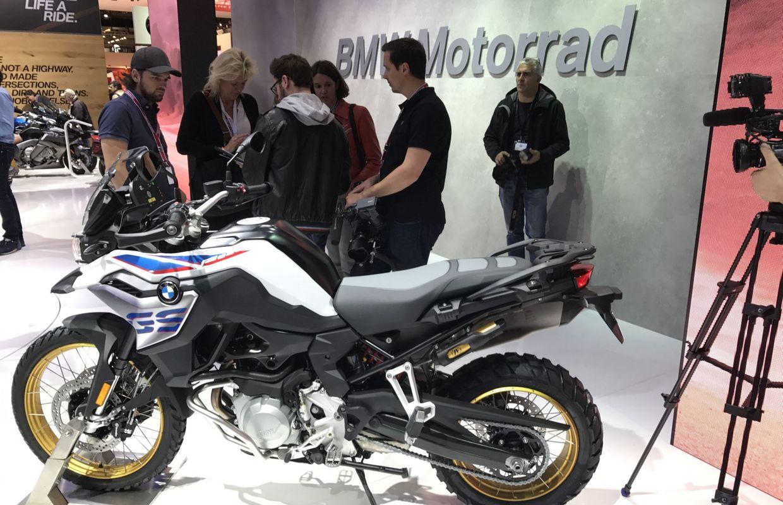 Au coeur du plus grand salon de la moto milan for Salon de milan moto 2018