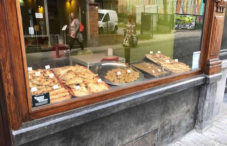 Mons deux r fugi s syriens ouvrent un petit restaurant - Commis de cuisine bruxelles ...