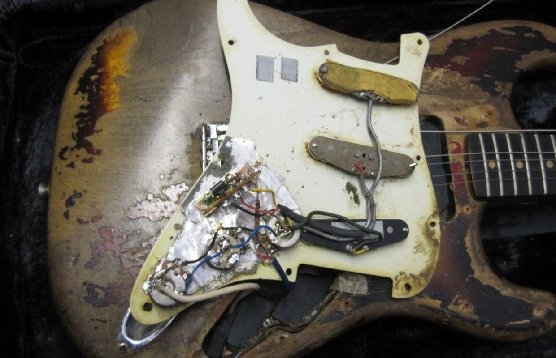 Numéro de série de guitares Harmony datant