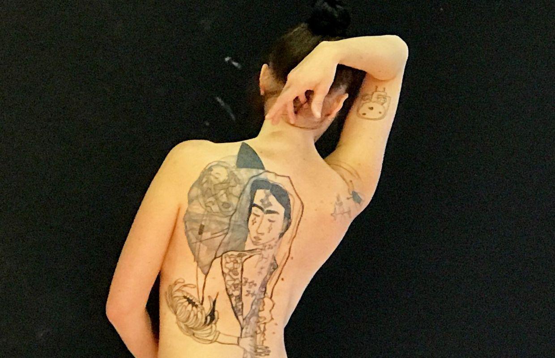 modèles d'art féminin nue sexe intime gay