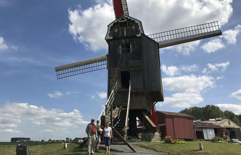 Rencontres estivales au moulin