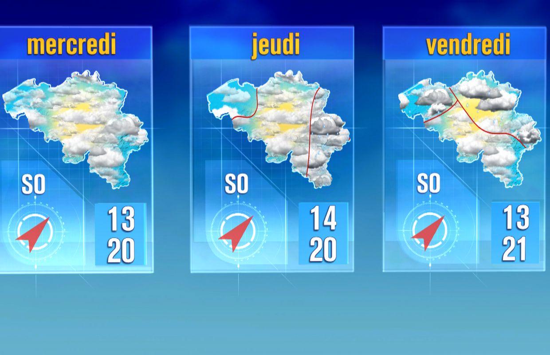 M t o temps plus sec ce mardi apr s midi for Meteo aix les s bains 5 jours