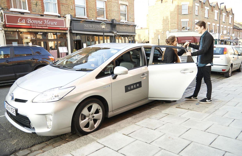 A Londres, Uber se met au vert