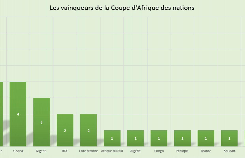 Sept choses savoir sur la coupe d 39 afrique des nations - Prochaine coupe d afrique des nations ...