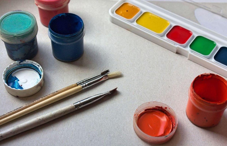 Activites Recreatives Comment Faire Sa Peinture Et Sa Pate A Modeler