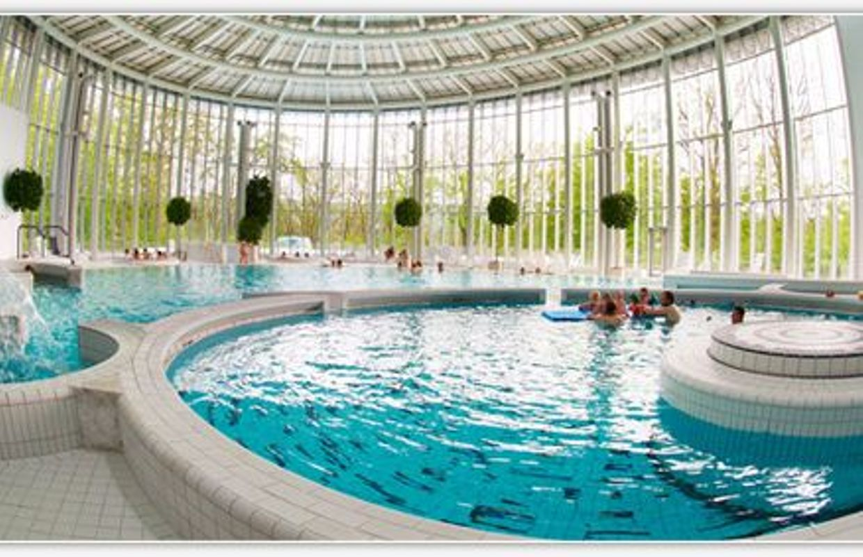 Passez un moment cool et zen aux thermes de spa for Thermes spa