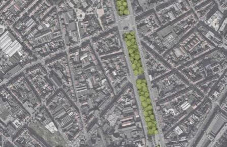 zone de rénovation urbaine bruxelles