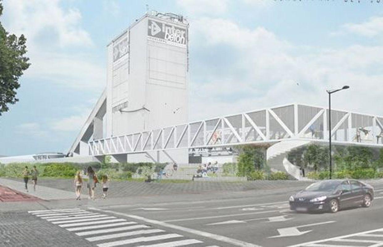 Urbanisme inter b ton bruxelles fait dans la dentelle - Prix m3 beton fait main ...