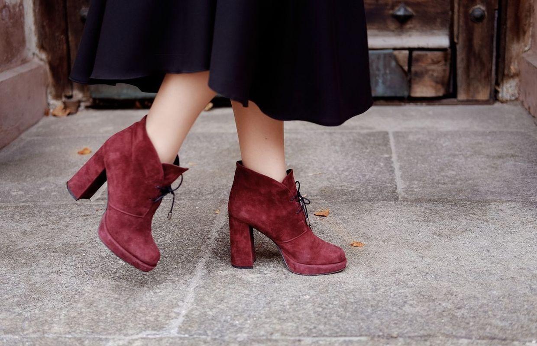 chaussures botines adidas bien usages