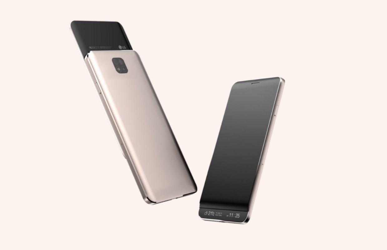 SMARTPHONE : Le LG V30 pourrait arborer un second écran coulissant