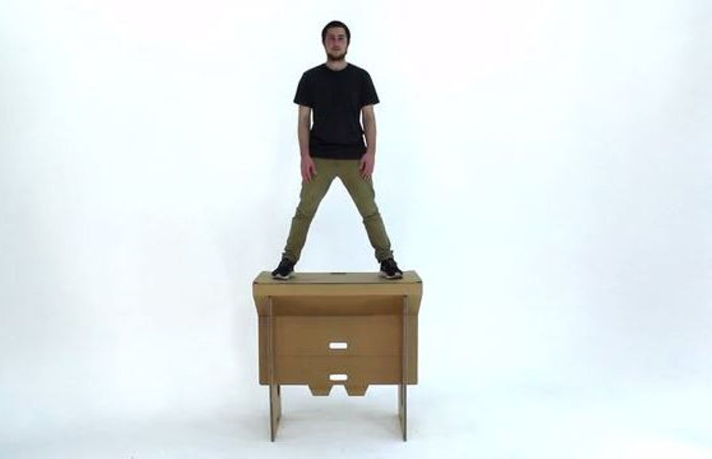 tendance design un bureau nomade pour travailler o vous voulez. Black Bedroom Furniture Sets. Home Design Ideas