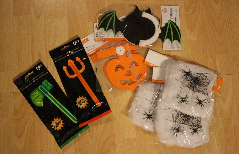 Zeeman Halloween.Notre Shopping Deco Pour Halloween