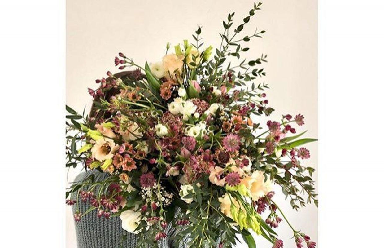 Haut Les Cœurs : Livraison De Bouquets De Fleurs Bio Et Locales