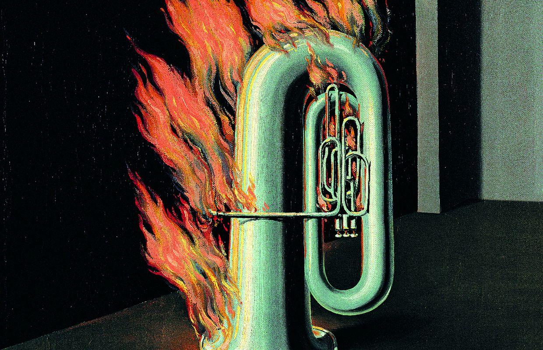 """Résultat de recherche d'images pour """"la découverte du feu magritte"""""""