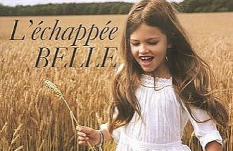 """La Jolie Fille De L Air cette fillette de 6 ans devient la """"plus belle petite fille"""